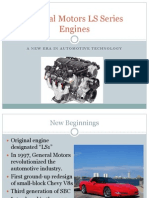 General Motors LS Series Engines