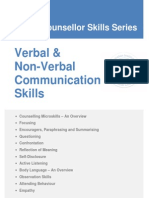 Report 1 Verbal and Non Verbal Communication Skills