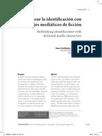 Repensar la identificación con personajes mediáticos de ficción