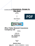 Fine Arts Insurance Scope Inthe East, Final