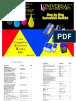 Impressoras Jato de Tinta