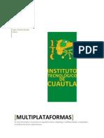 Multiplataformas Criptologia