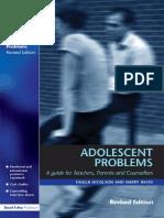 Adolescent Problems