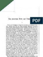 Mesnil Jacques - Un nouveau livre sur l'Anarchie (Société Nouvelle, mars-avril 1895)