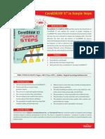 CorelDRAW X7 in Simple Steps