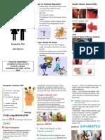 Leaflet Kesehatan Reproduksi