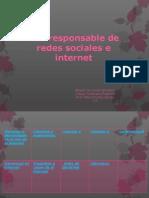 Uso Responsable de Redes Sociales e Internet - Copia
