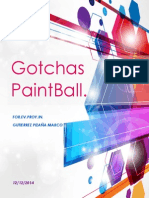 Gotchas PaintBall