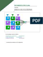 Configuracion Basica de Vlan