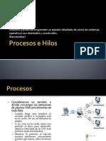 Procesos e Hilos Parte1