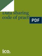ICO Data Sharing Code