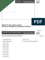 APB 001 P.1 LP04 Audi Marca Sistemas de Regulagem Para Condução Dinâmica BR