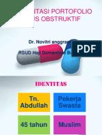Presentasi Borang Ileus Obsruktif