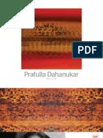 Prafulla Dahanukar Art Catalogue