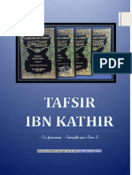 Tafsir Ibn Khatir 4 Vol.