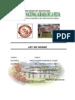 9 - LEY DE HOOKE