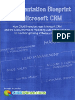 Microsoft Crm Implementation Blueprint