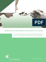 Améliorer les médicaments pour enfants au Canada