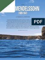 Felix Mendelssohn - La tragedia de la perfección
