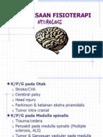 Pemeriksaan FT Neurologi