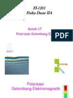 Polarisasi Gelombang EM-1