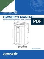 00249101-A CP12CW2 Manual