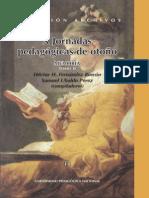 x Jornadas Pedagogicas de Otono Memoria Tomo II