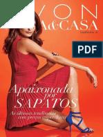 Avon Folheto Moda Casa 18 2014