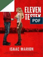 Isaac Marion - Eleven Testek