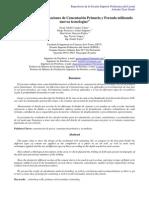 """""""Metodología en Operaciones de Cementación Primaria y Forzada Utilizando Nuevas Tecnologías"""".Ps"""