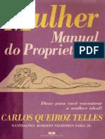 Carlos Queiroz Telles - Mulher - Manual Do Proprietário 1