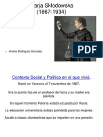 Marie Curie Igualdad