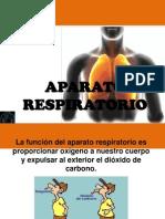 Aparato Respiratorio Clase