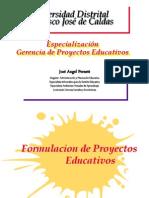 PROYECTO- EDUCACION