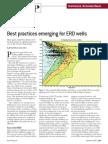 Best Practices Emerging for Erd Wells