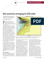 Best Practices Emerging for Erd Wells