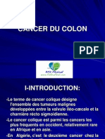 cancer du colon.ppt