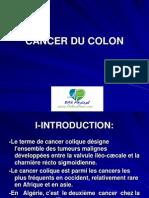 cancer du colon.ppt