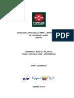 Informe Diseño Geometrico 27-02-2013