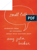 Small Talk Sample