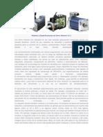 Modelos y Especificaciones de Servo Motores Ye Li