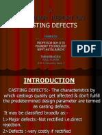 Casting Defect (2)