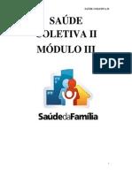 Apostila de Saúde Coletiva II -Modulo III