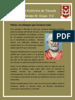 Los Dialogos de Platon