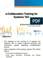 E-Collaboration Training