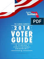 Tax Watch Voter Guide