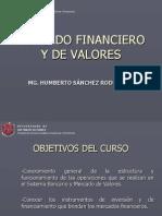 Mercado Financiero y de Valores 2014 -i