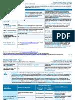 Assurant Health - Benefits Summary