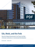 Eds, Meds, and the Feds