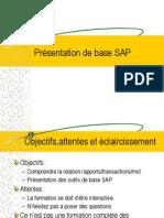 Présentation de Base SAP